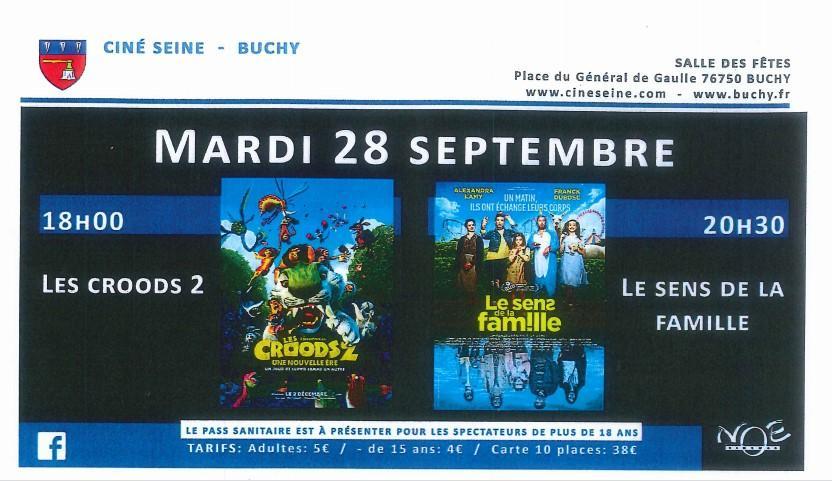Cine septembre