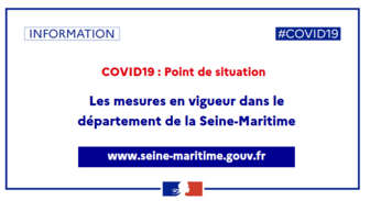 Covid19 point de situation les mesures en vigueur dans le departement de la seine maritime frontpageactus
