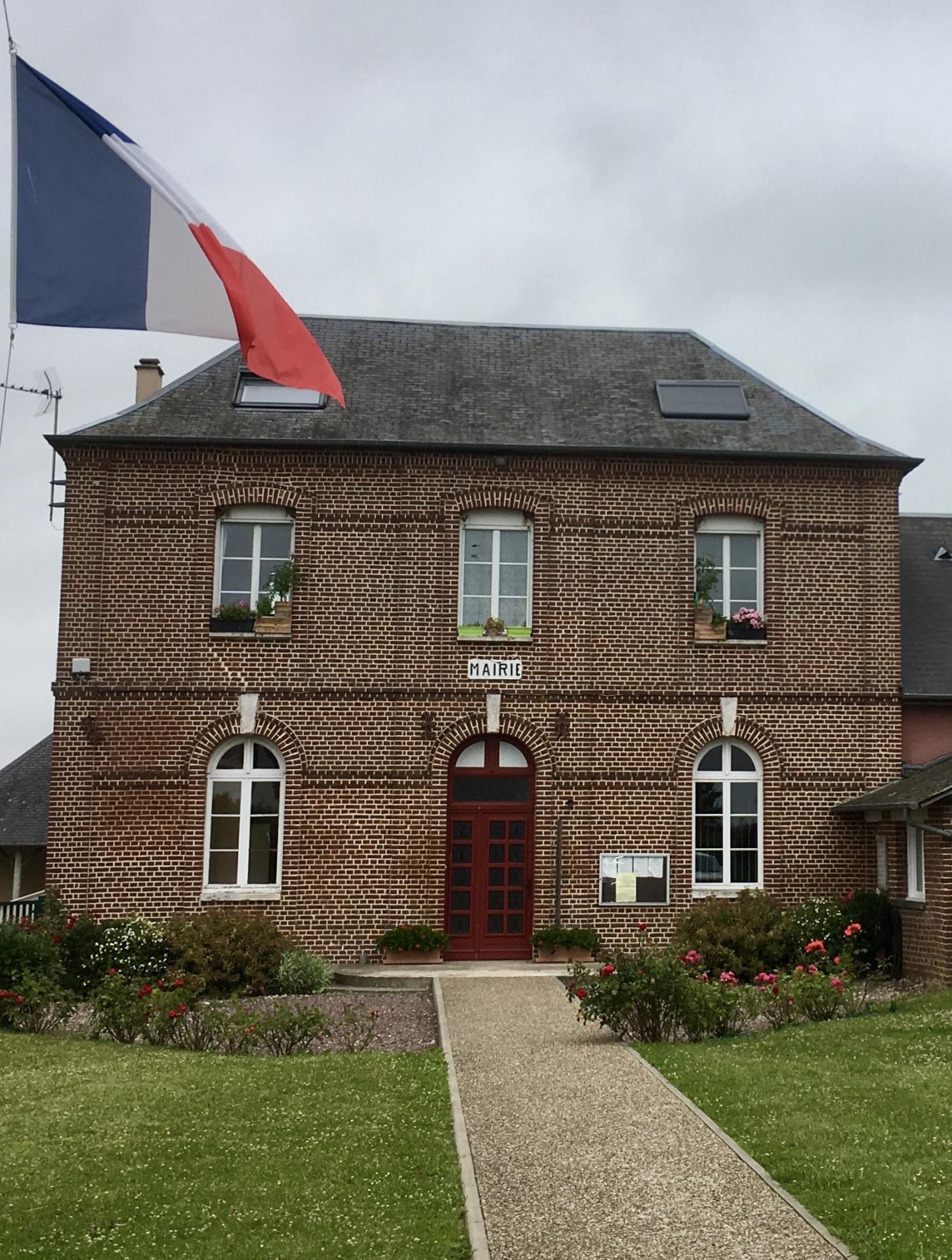 Mairie d'Estouteville-Ecalles