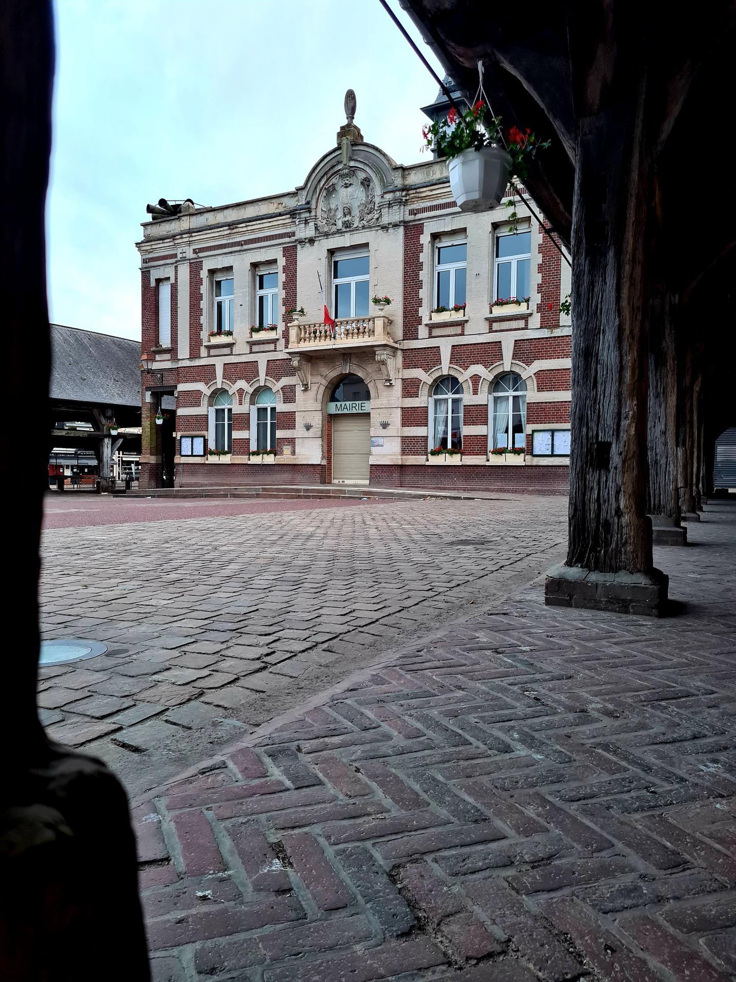 Mairie de Buchy