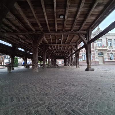 Mairie et les halles 2020 9