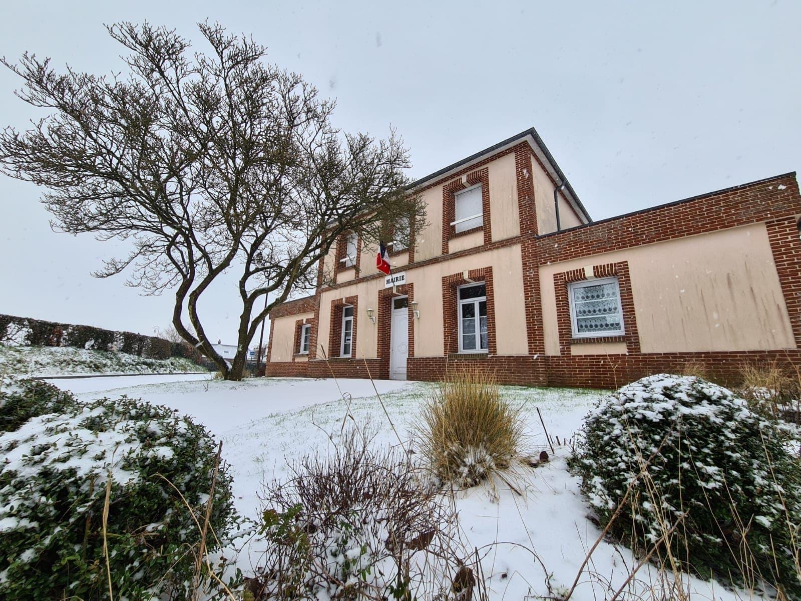 Bosc Roger sous la neige - Janvier 2021