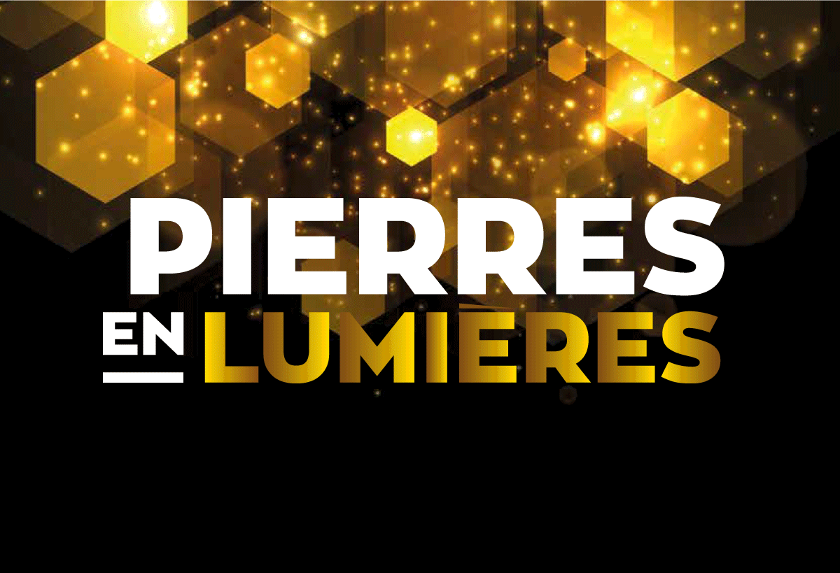 Pierres en lumieres affiche 2020 copyright departement du calvados 1