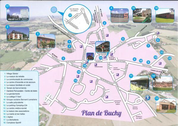 Plan buchy