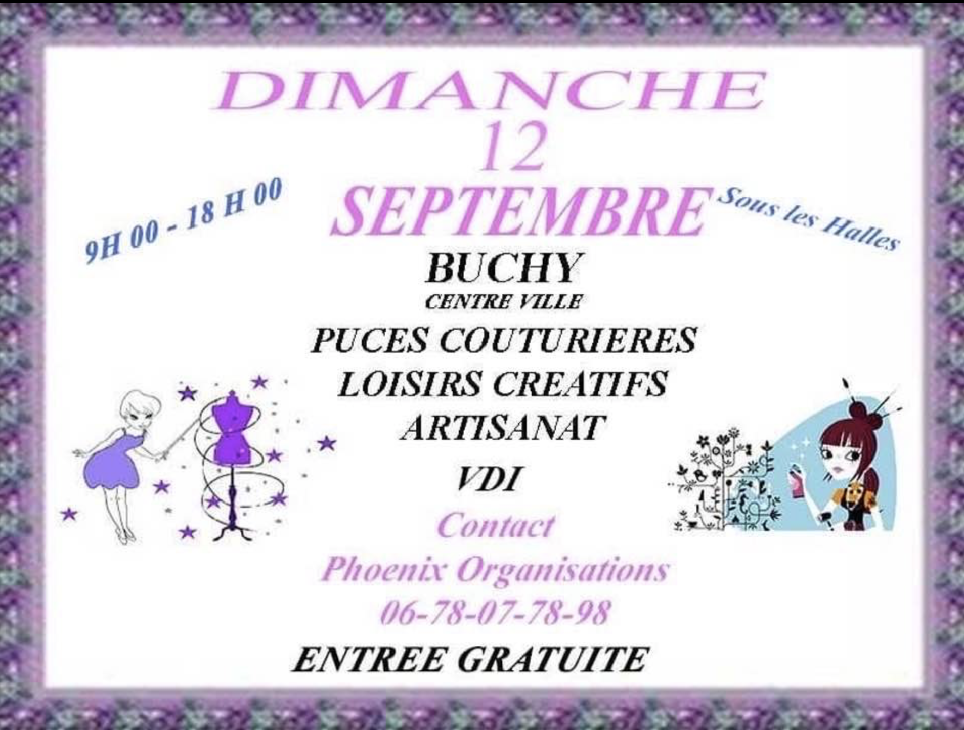 Puces couturie res